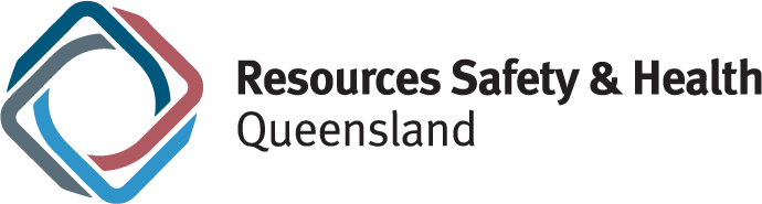 Company logo for Resources Safety and Health Queensland