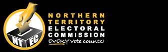 Company logo for Northern Territory Electoral Commission