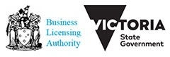 Company logo for Business Licensing Authority