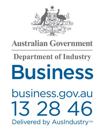 Company logo for AusIndustry System