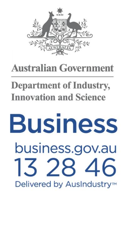 Company logo for AusIndustry System