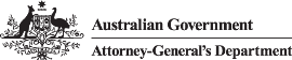 Company logo for Attorney-General's Department